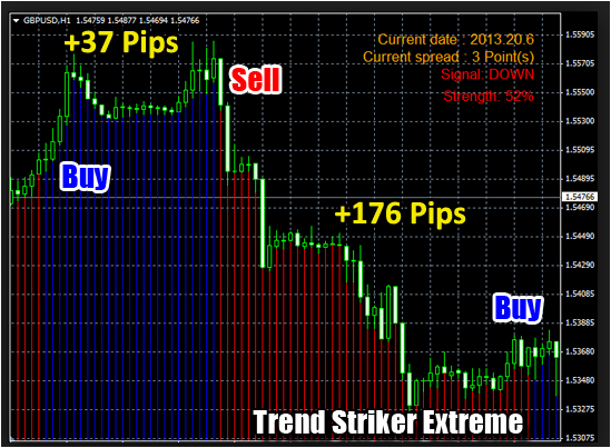 Forex pip striker